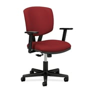 HON® Volt® 5700 Series 40H Fabric Mid Back Task Chair With Synchro Tilt, Crimson