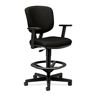 HON® Volt® 5700 Series 49.88in.H Fabric Mid Back Task Stools