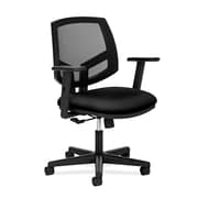 HON® Volt® 5700 Series 40H Fabric Mesh Mid Back Task Chair With Centre Tilt, Black