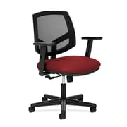 HON® Volt® 5700 Series 40H Fabric Mesh Mid Back Task Chair With Centre Tilt, Crimson