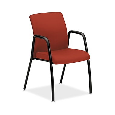 HON® Ignition Fabric Guest Chair, Poppy