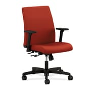 HON® Ignition Series Fabric Mesh Low-Back Task Chair With Centre Tilt, Poppy