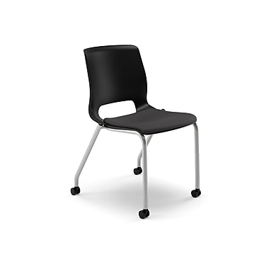 HON® Motivate Polyester Stacking Chairs