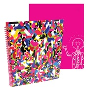 Thinkdoodle Stylez Spiral Notebook Confetti