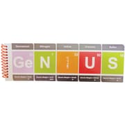 Thinkdoodle Elementz Spiral Notebook Genius