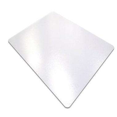 Floortex Anti-Slip 48''x60'' Polycarbonate Chair Mat for Hard Floor, Rectangular (1215020ERA)