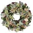 The Christmas Tree Company Dried Floral Wreath 16in.