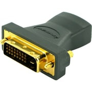 Iogear - PRO AV DVI Male to HD Female Adapter