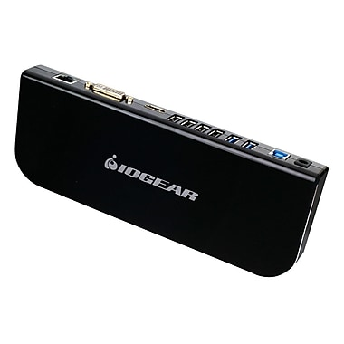 Iogear Universal Docking Station Retail 8.8