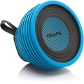 Philips Personal and Portable Bluetooth Speaker SB2000A/37 Wireless, Blue