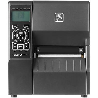 Zebra - Zt200 Series Direct Thermal Printer Zt23042-D11000Fz 203 Dpi - USB - Lcd