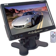 PyleLCD PLHR77 Wide Screen TFT Video Monitor w/Headrest & Universal Stand