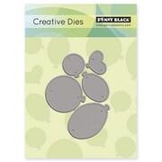 """Penny Black® 2.8"""" x 3.8"""" Creative Die, Uplifting"""