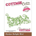 CottageCutz® Elites 1.9in. x 3in. Universal Thin Die, Garden Delight Bird