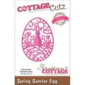 CottageCutz® Elites 2.5in. x 1.8in. Universal Thin Die, Spring Sunrise Egg