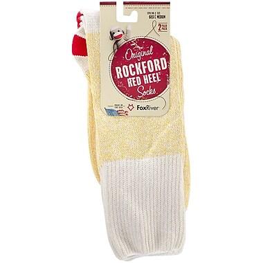 Fox River® Red Heel® Monkey Socks, Yellow, Medium