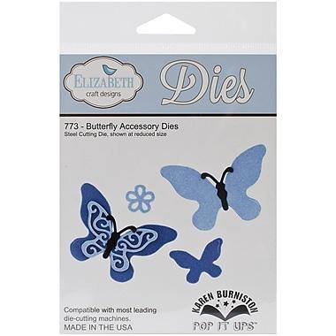 Elizabeth Craft Designs Pop It Up™ Die Set, Butterfly Accessory