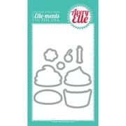 Avery® Elle Elle-Ments Cupcakes Custom Die