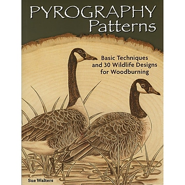 Design Originals Pyrography Patterns Book
