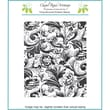 Chapel Road 5 3/4in. x 7 3/4in. Background Cling Mounted Rubber Stamp, Manel