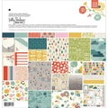 Basic Grey 12in. x 12in. Collection Pack, Mon Ami