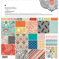Basic Grey 12in. x 12in. Collection Pack, Spice Market