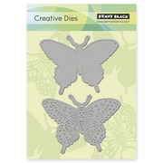 "Penny Black® 4.1"" x 6"" Creative Die, Delicate Wings"