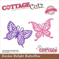 CottageCutz® Elites 1.6in. x 2.1in. Universal Thin Die, Garden Delight Butterflies