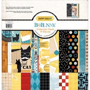 Bo Bunny 12 x 12 Collection Pack, Happy Tails
