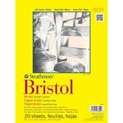 "Strathmore® 14"" x 17"" Smooth Bristol Pad"