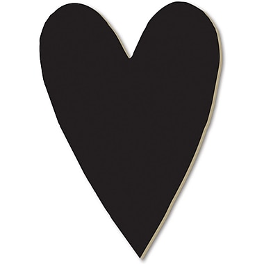 Adornit™ 18in.(H) x 12in.(W) Heart Chalkboard Surface