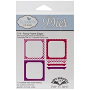 "Elizabeth Craft Designs Pop It Up™ 5 1/4"" x 1"" Die Set, Fancy Frame Edges"