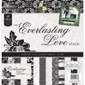 Diecuts With A View® 12in. x 12in. Paper Stack, Everlasting Love