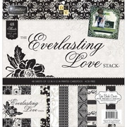 "Diecuts With A View® 12"" x 12"" Paper Stack, Everlasting Love"