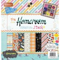 Diecuts With A View® 12in. x 12in. Paper Stack, Homeroom