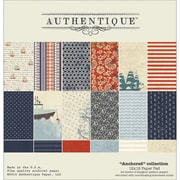 Authentique Paper™ 12 x 12 Paper Pad, Anchored