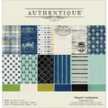 Authentique Paper™ 12in. x 12in. Collection Kit, Suave