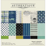 Authentique Paper™ 12 x 12 Paper Pad, Suave