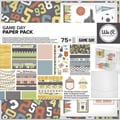 We R Memory Keepers™ 12in. x 12in. Paper Pack, Game Day