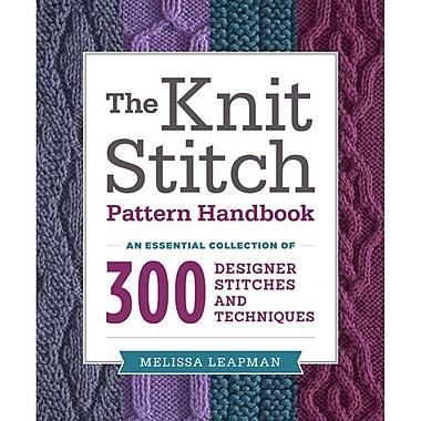 Random House the Knit Stitch-Pattern Handbook