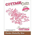CottageCutz® Elites 3 1/2in. x 3in. Universal Thin Die, Garden Butterfly Vine