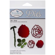 Elizabeth Craft Designs Die Set, Rose