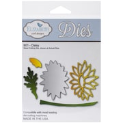 Elizabeth Craft Designs Die Set, Daisy