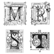 Tim Holtz® Stampers Anonymous 7  x 8 1/2 Cling Rubber Stamp Set, Classics #15