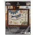 Bucilla® Bluebird Counted Cross Stitch Kit, 10in. x 8in.