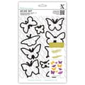 Docrafts™ Xcut A5 Die Set, Butterflies