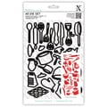 Docrafts™ Xcut A5 Die Set, Kitchen Utensils