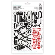 Docrafts™ Xcut A5 Die Set, Kitchen Utensils