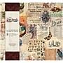 Docrafts™ Papermania 12 x 12 Postbound Scrapbook Album,