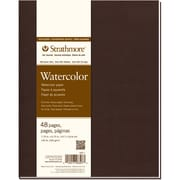 "Strathmore® 7 3/4"" x 9 3/4"" Softcover Art Journal, Watercolor"